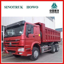 howo dump truck 6x4 type for sale