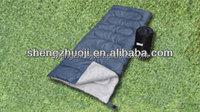 Camping cotton summer sleeping bag