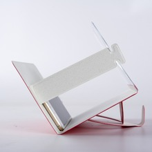 CT-634 Universal foldable portable organic glass mobile phone screen magnifier bracket enlarge with stand for phones 2X-4X times
