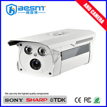 Ultra low illumination 1.3Mega-Pixel waterproof bullet infrared cctv camera BS-AHD06K