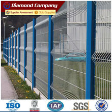 used vinyl fence for sale/ used welded mesh fence with steel fence post prices