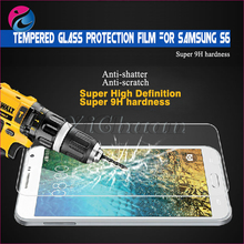 For Samsung Galaxy S6 tempered glass screen protector 2.5D HD protective film