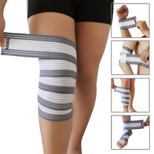 OEM Elastic knee support elbow brace wrist guard ankle protector