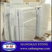 Italian carrara white marble