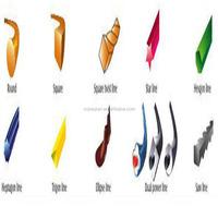 Chaoneng Grass/Brush Cutter Spare Parts High quality 2.7mmx10M Nylon Grass Cutter Line /Garden Line Trimmer