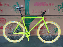 New Style Racing Fixed Gear Sports Bike Bicycle - Fashion Men Women Back Riding Version