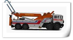 ali express road wrecker for road construction