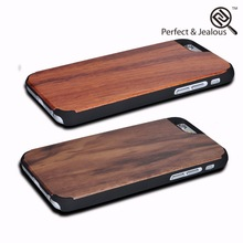 OEM mould Stylish handmade wood cell phone case