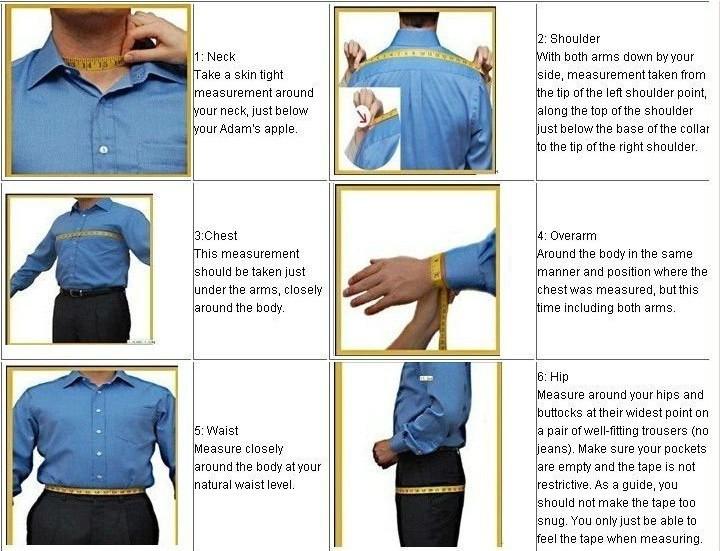 Tailor Order Form The Order Form