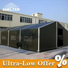 8x24m aluminium army tents from Shelter Tent for sale