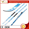 winter sport outdoor equipment fiberglass colorful ski/snowboard from weihai snowwing