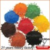 iron oxide red/yellow/black/blue color powder pigment raw material used for making ceramic