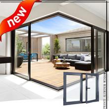Australia Stansard Italy Style Aluminum Window