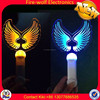 Custom Logo Acrylic LED Glow Light Stick For Party Led Heart Sharp Flashing Light Stick With Remote Control Party Supplies