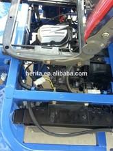 nantong herita 150/175/200cc petrol trike for passenger using
