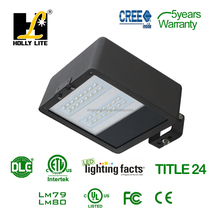 IP65 rating pole mount 40W 75W LED shoe box lighting,LED flood light for tennis court,LED street light with DLC