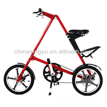 Mini Folding Bike Cycling With an Upright Posture XY-FB001A