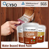 matt finish acrylic odorless wood deco paint , non-toxic spary water based wood paint