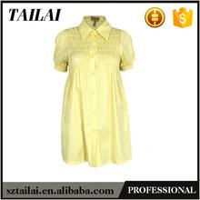 wholesale alibaba Latest design Cheap ladies women smart casual dress