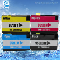 Compatible hp 950 951 ink cartridge for Officejet Pro 8100/8600 printer