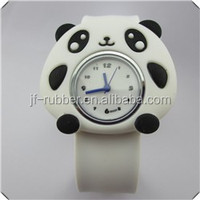 Attractive kids gift item silicon slap watches as best promotional gift for US martket