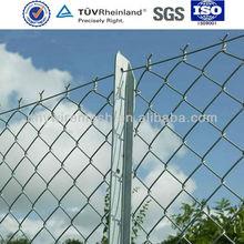 diamond wire mesh fence price galvanized chain link fence