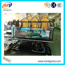 2014 Hot Sale Entertainment and Interactive Funhouse 5D 6D 7D 9D 11D 12D Cinema Hydraulic and Electric System
