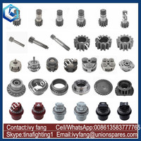 Excavator Swing Machinery Planetary gear 208-26-71140 for Komatsu PC450-7 PC450-8 Swing Reduction Gearbox Parts