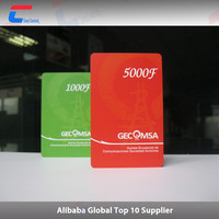 good quality iso 15693 MIFARE card for luggage managment