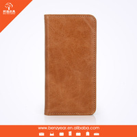 Fashional cell phone case for phone 6 2015 genuine leather