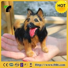 Durable hot selling plush dog playing toys