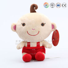 2015 hot sales Lovely Christmas accessories sock puppet doll toys