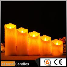Home Decor Interior top quality china manufacturer flameless candle china candle