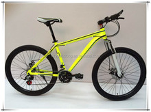 24 speed Aluminum enduro mountain Bike 26 China