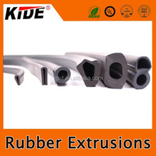 epdm/silicone solid rubber extrusions