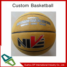 Eco-friendly Material Top Quality Basketball