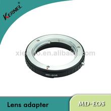 el núcleo para minolta md lente de la cámara eos adaptador de anillo