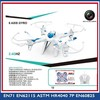 Toys from China eachine h7 2.4g 6-axis led mini rc quadcopter with LED light rc airplane kits
