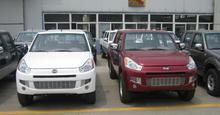 Double Cab Pickup(RUDA) 4WD Diesel