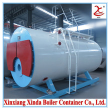 industrial Wns Series waste oil fired steam boiler prices