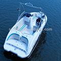 Bajo precio SJF21A alta velocidad de fibra de vidrio cabina de crucero de barcos