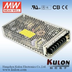 MEAN WELL 150W 24V Single Output Switch Model Power Supply
