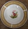 porcelain fruit dish / porcelain deep dishes/ porcelain custom printed dinner plates