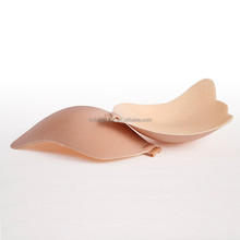 Skin Color Thicken Silicone Bra best price butterfly invisible bra for women