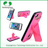 Universal smartphone case multicolor flexible TPU+PC+PU back case cover with card slot for Apple iPhone 6 / 6 plus