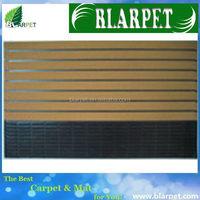 Newest promotional branded door mat