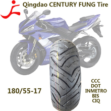 Tyre for motor cycle 18055-17 tuk tuk motorcycle tire and tube