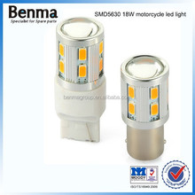DC12V led turn light SMD5630 Samsung for motorcycle with aluminum alloy materials