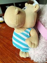 OEM Stuffed Toy,Custom Plush Toys,Cute Stuffed Animals Hippopotamus