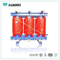 SCZ(B)10 50kva 20kV epoxy cast resin dry type transformer